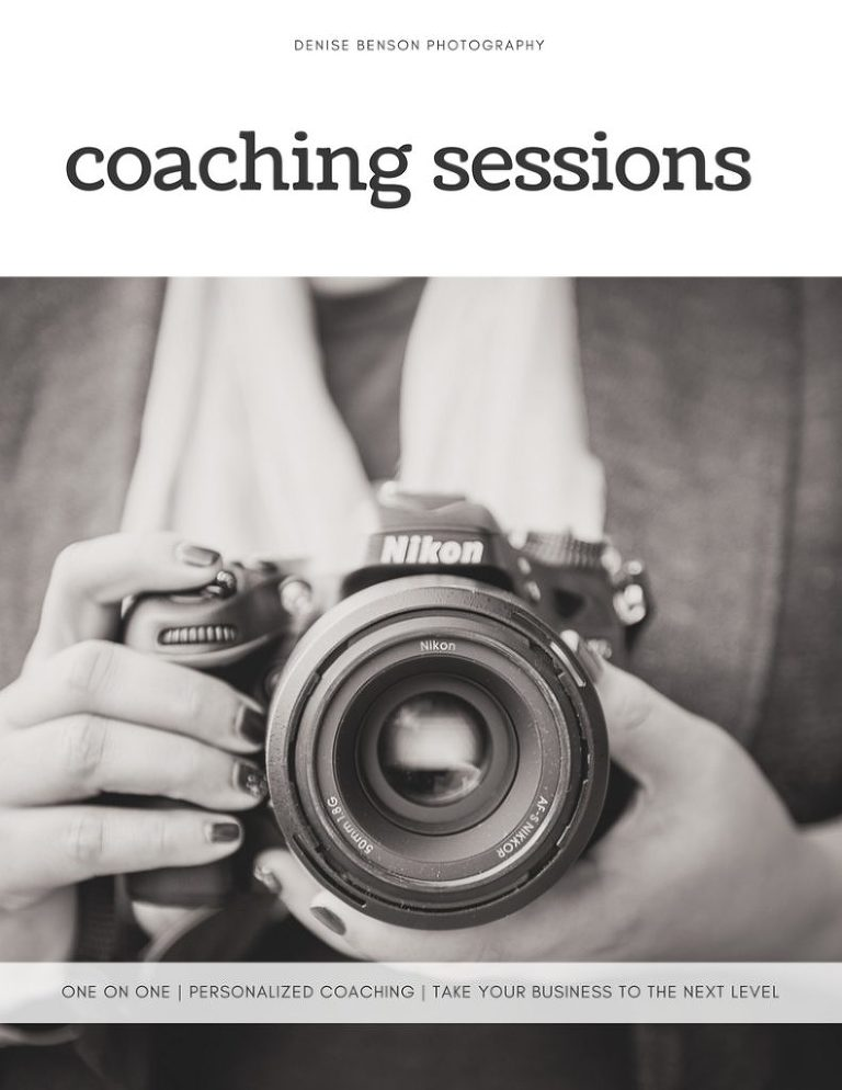 photography coaching